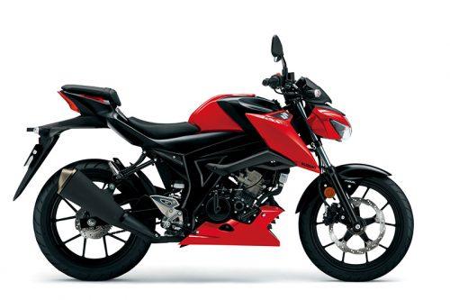 (Español) GSX-S 125cc